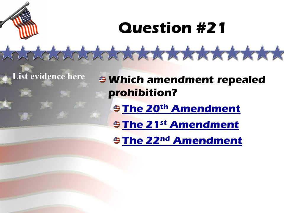 Question #20 Sorry, you are wrong! Go to correct answer