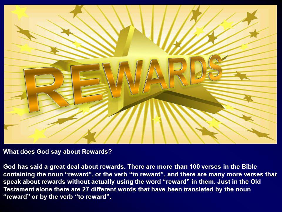 Rewards!.