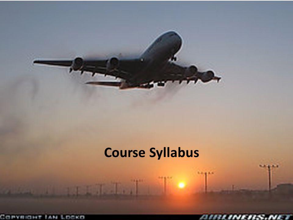 Syllabus out line Course Syllabus
