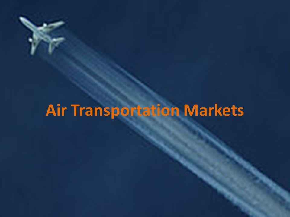 Air Transportation Markets