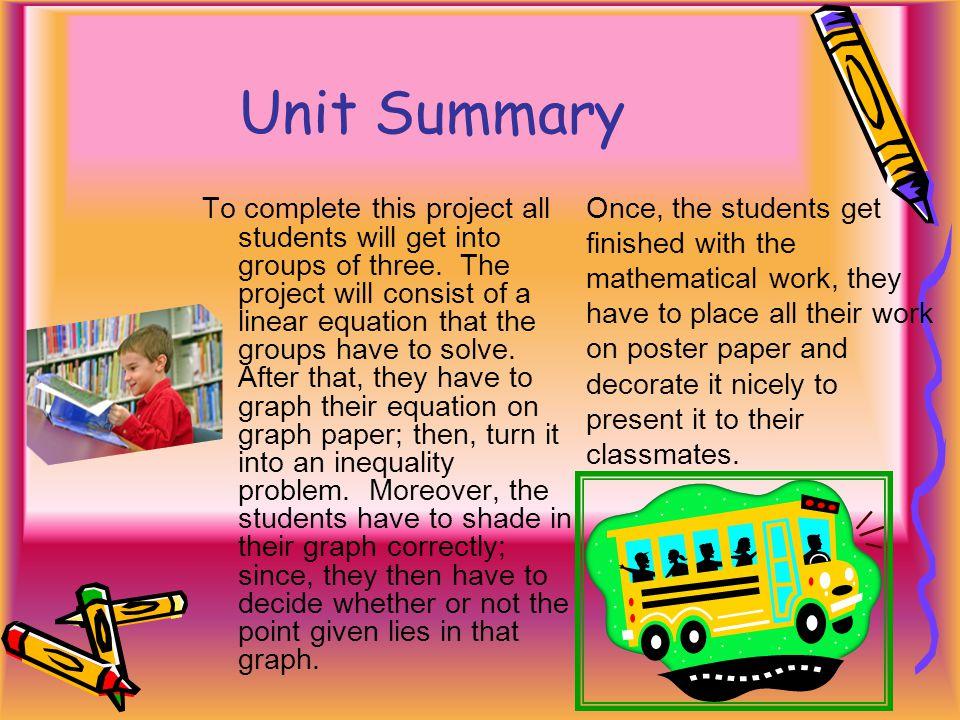 Unit Plan Presentation Maria Gutierrez