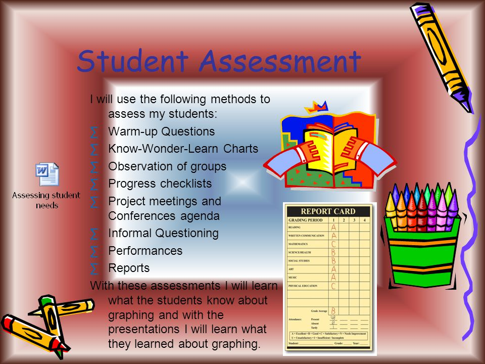 Project-Based Learning Through Project-Based learning, I believe the students will enjoy getting to Math class.
