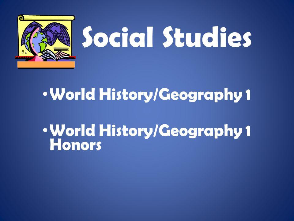 English English 9 English 9 Honors