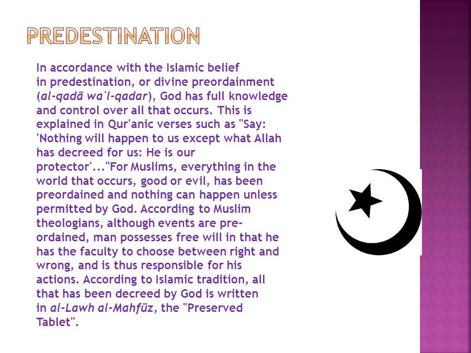 Revelations The Islamic holy books are the records which most Muslims believe were dictated by God to various prophets.