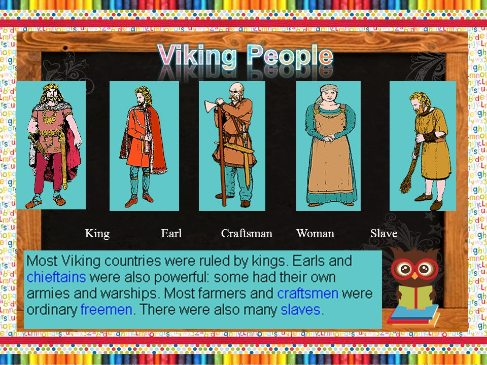 A few questions….just to check! Have you been listening! 1. What did the Vikings call long stories? 2. What were these stories supposed to teach? 3. W