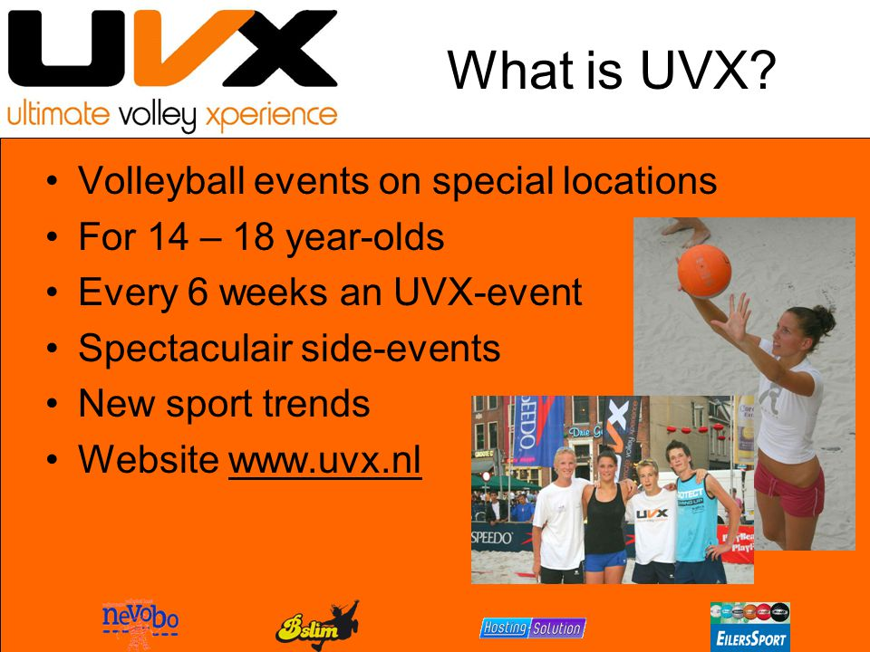 What is UVX.