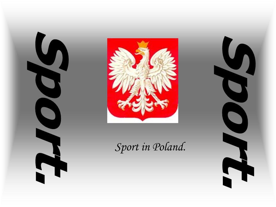 Sport in Poland.