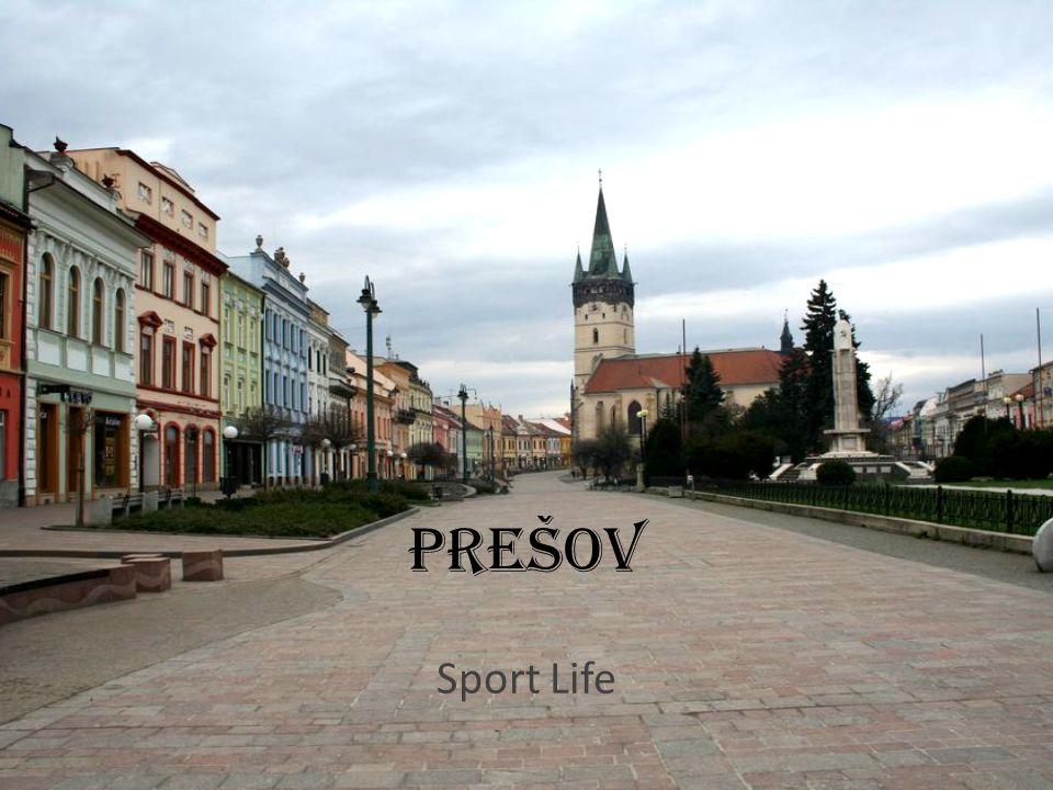 Prešov Sport Life