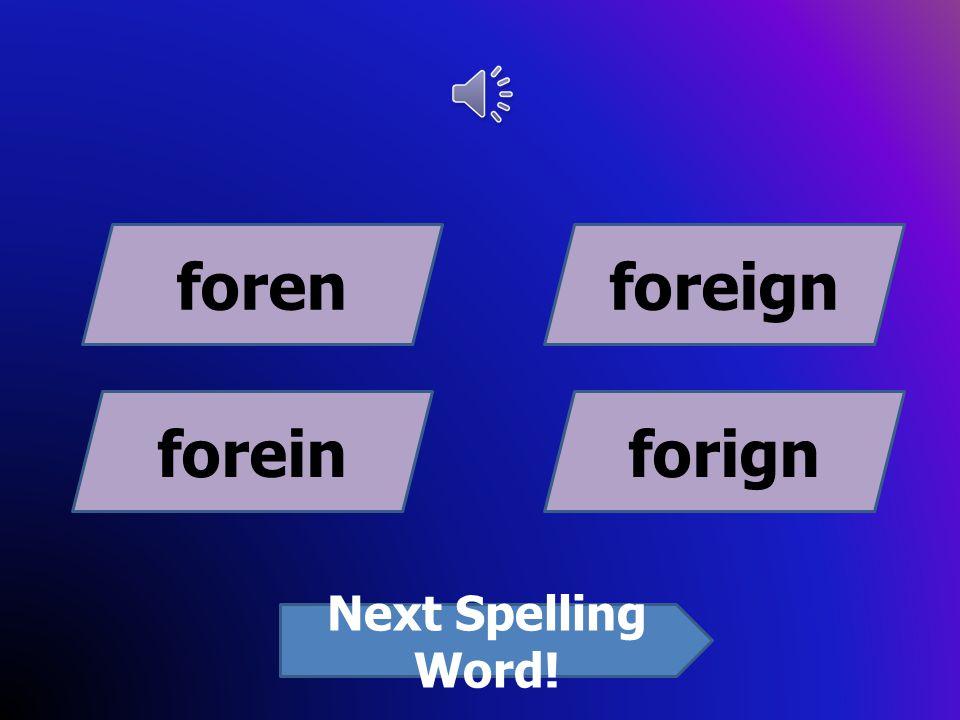 tornado s torenad os torrand os Next Spelling Word!