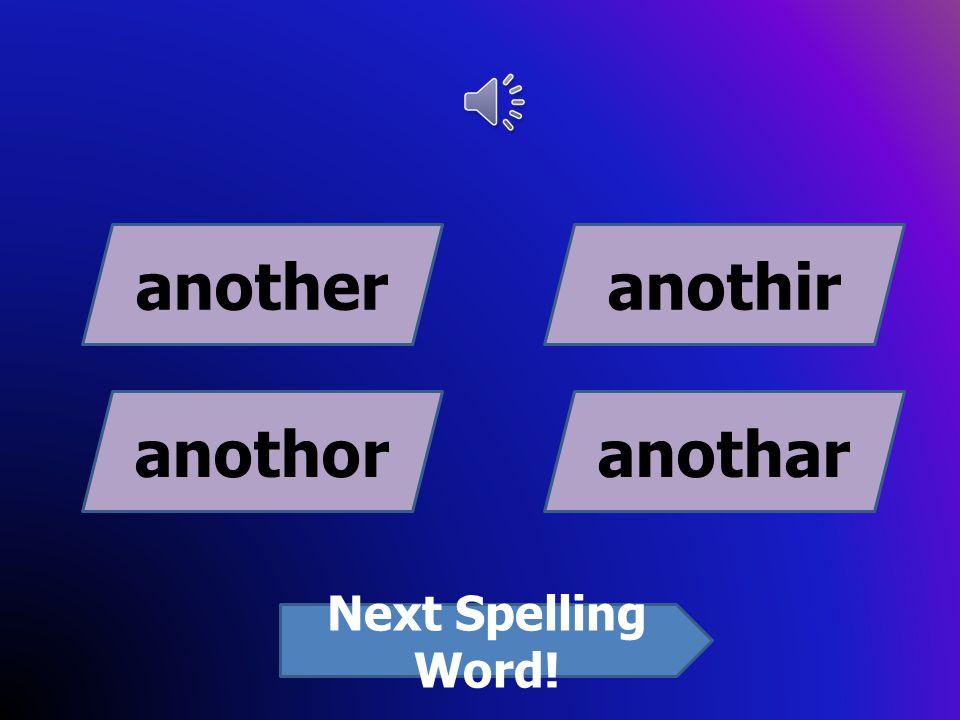Week 7: 6 th Grade Spelling Words By Ms. Viet