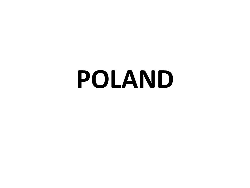 biggest part of Poland.Uplands and highlands are located in the more mountainous south.