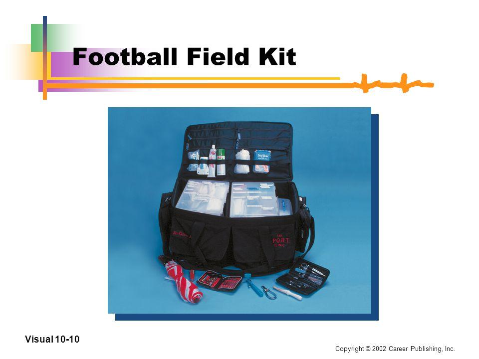 Copyright © 2002 Career Publishing, Inc. Visual 10-9 Basketball, Tennis, & Volleyball Kit