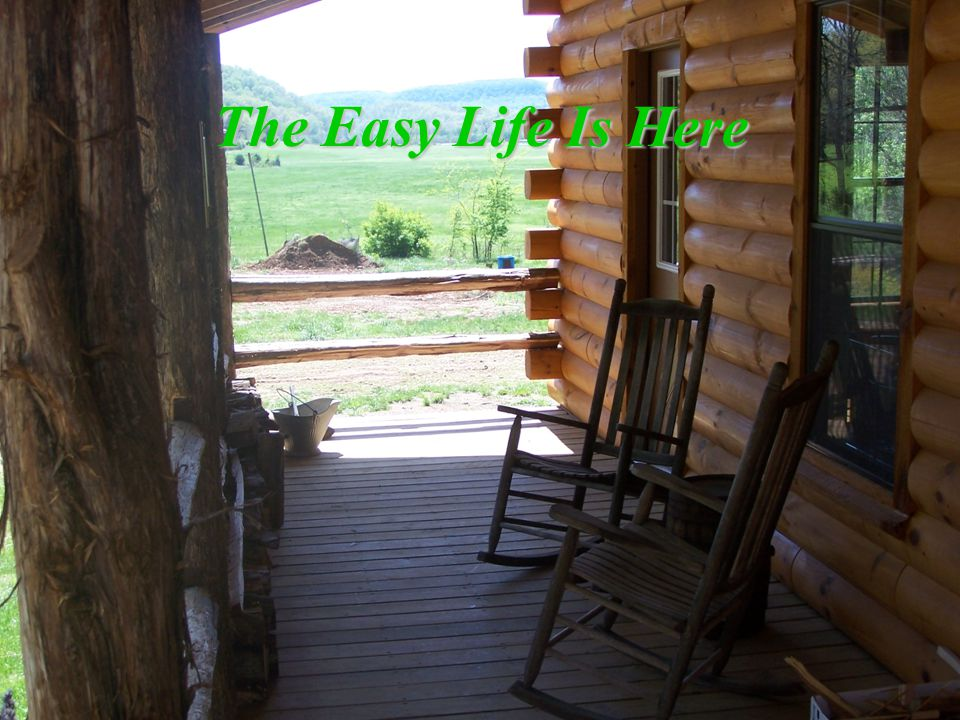 The Easy Life Is Here