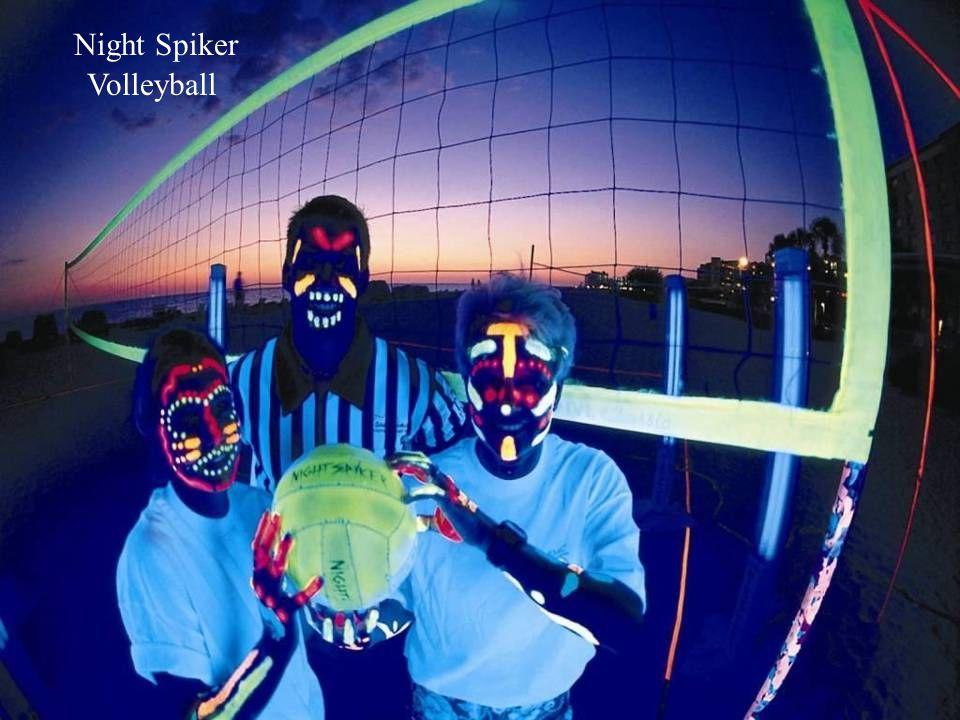 Night Spiker Volleyball