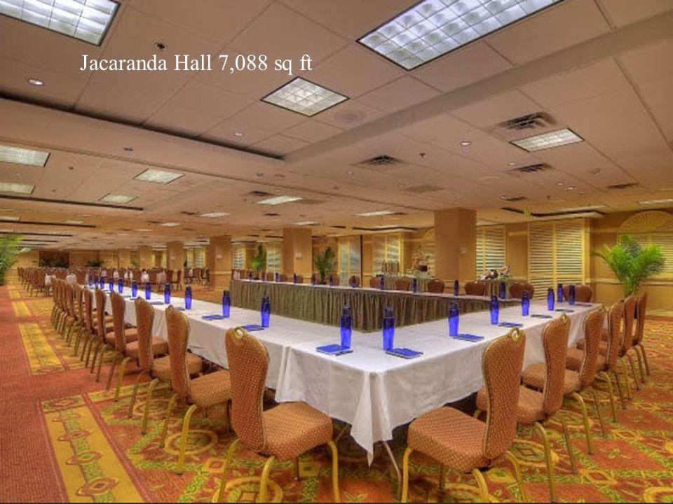 Jacaranda Hall 7,088 sq ft