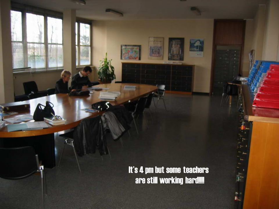 … and this is our meeting-room...