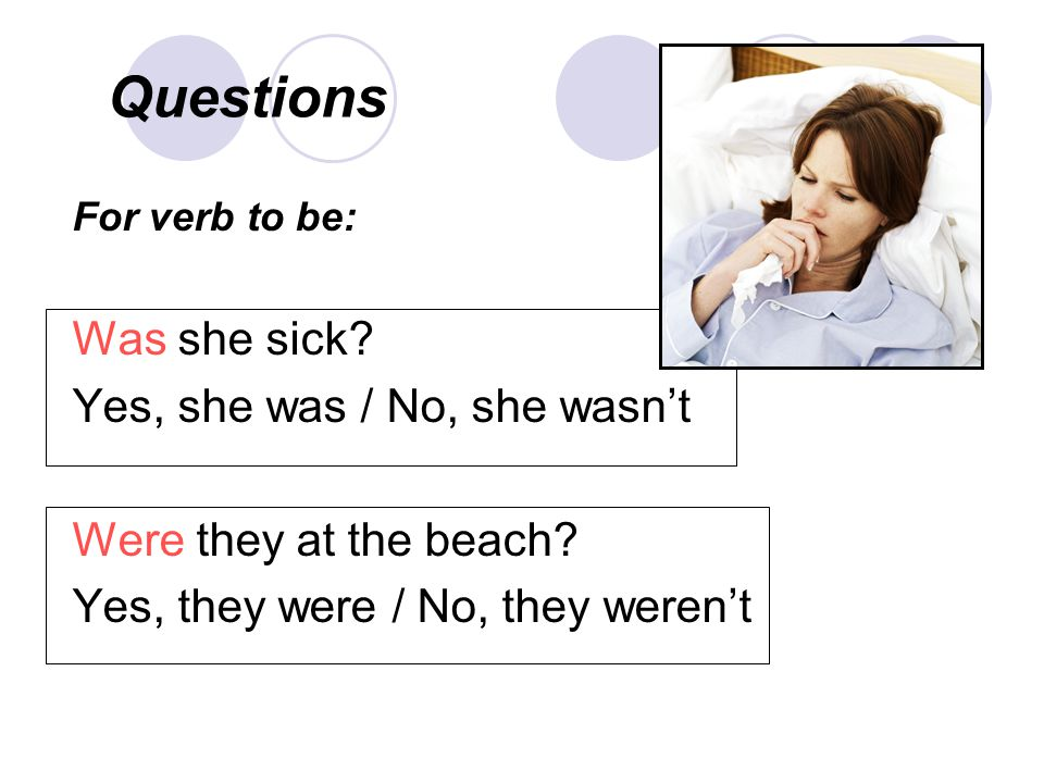 For other verbs use: DID.....Did you watch the movie.