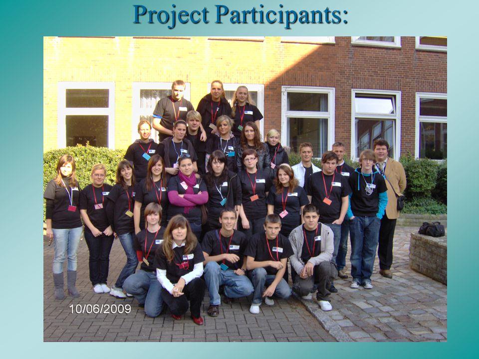 Project Participants: