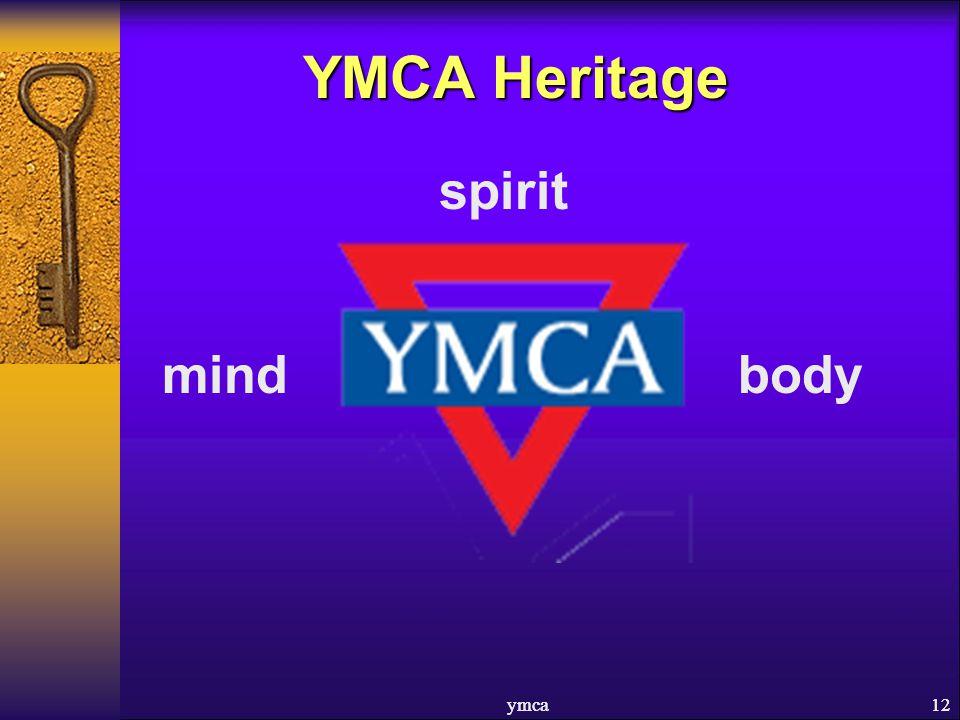 ymca12ymca12 YMCA Heritage spirit mindbody