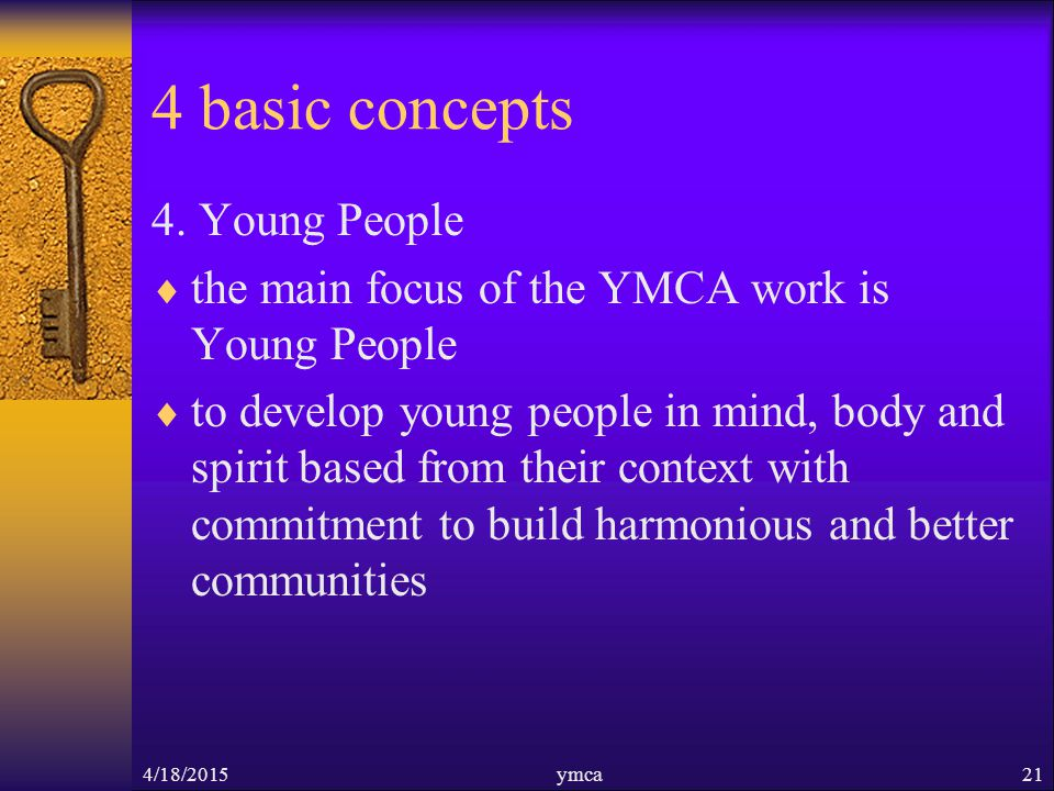 4 basic concepts 4.