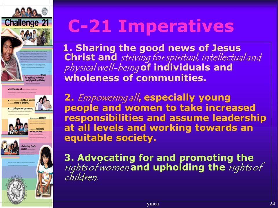 ymca24 C-21 Imperatives 1.