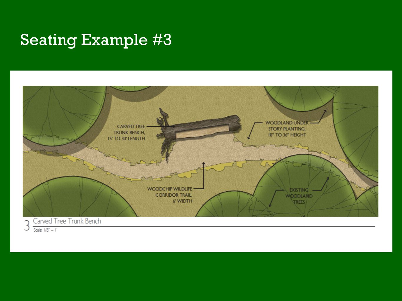 Seating Example #3