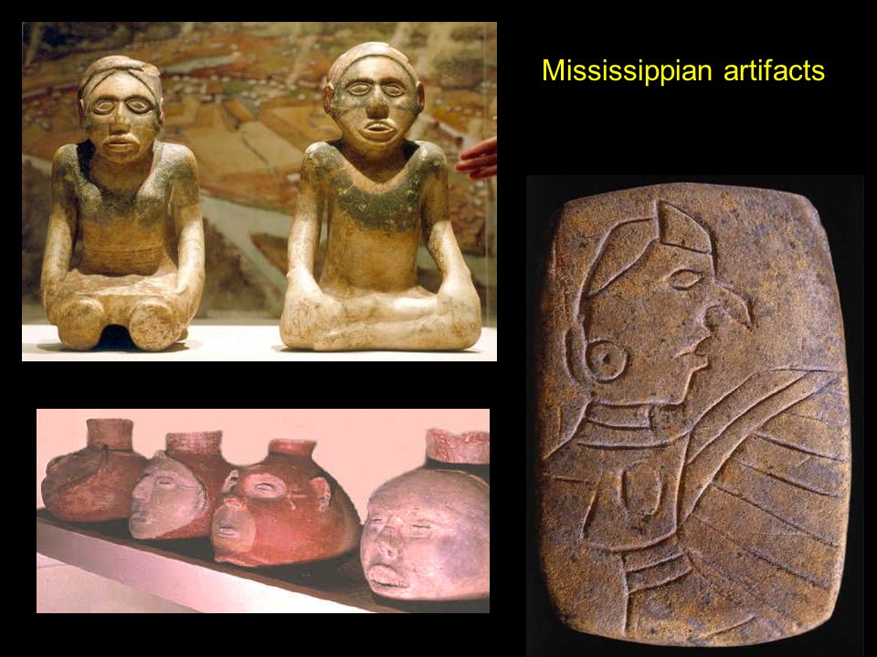 Mississippian artifacts