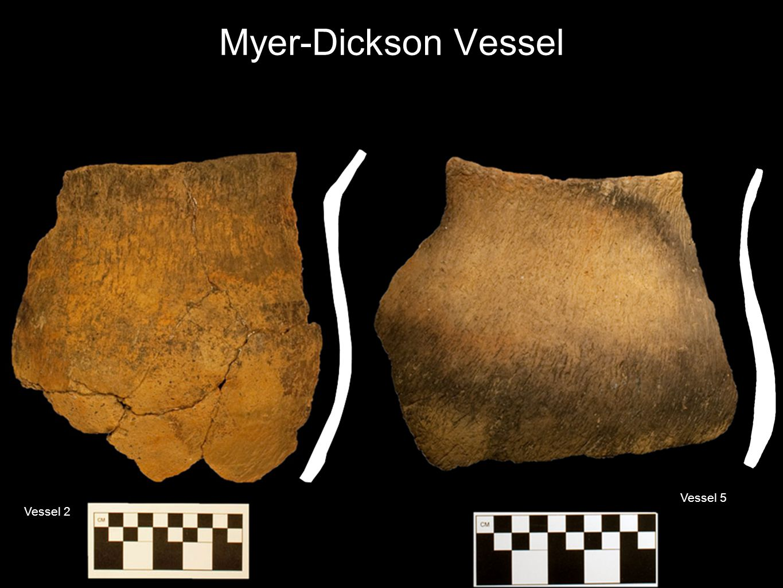 Myer-Dickson Vessel Vessel 2 Vessel 5