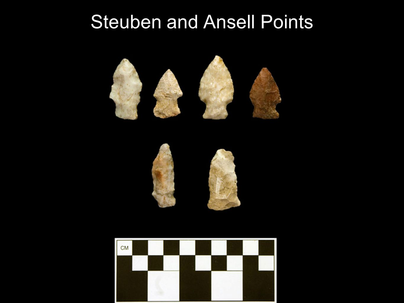 Steuben and Ansell Points