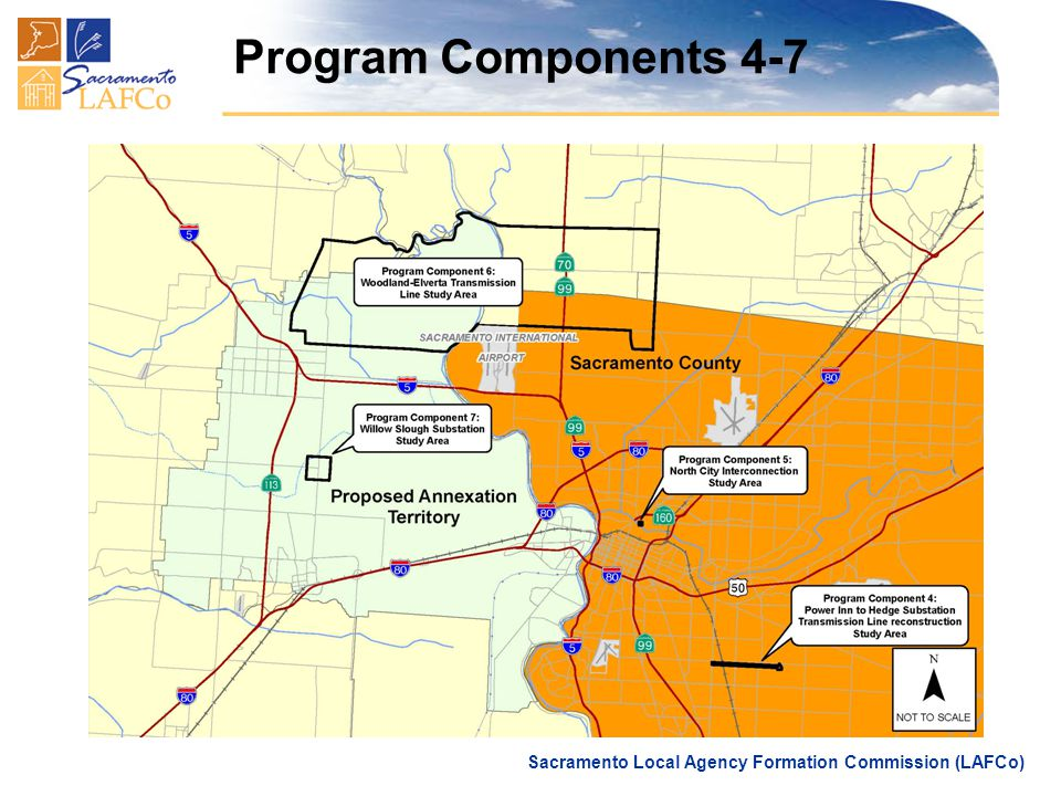 Sacramento Local Agency Formation Commission (LAFCo) Program Components 4-7