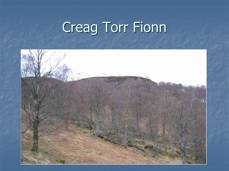 Creag Torr Fionn