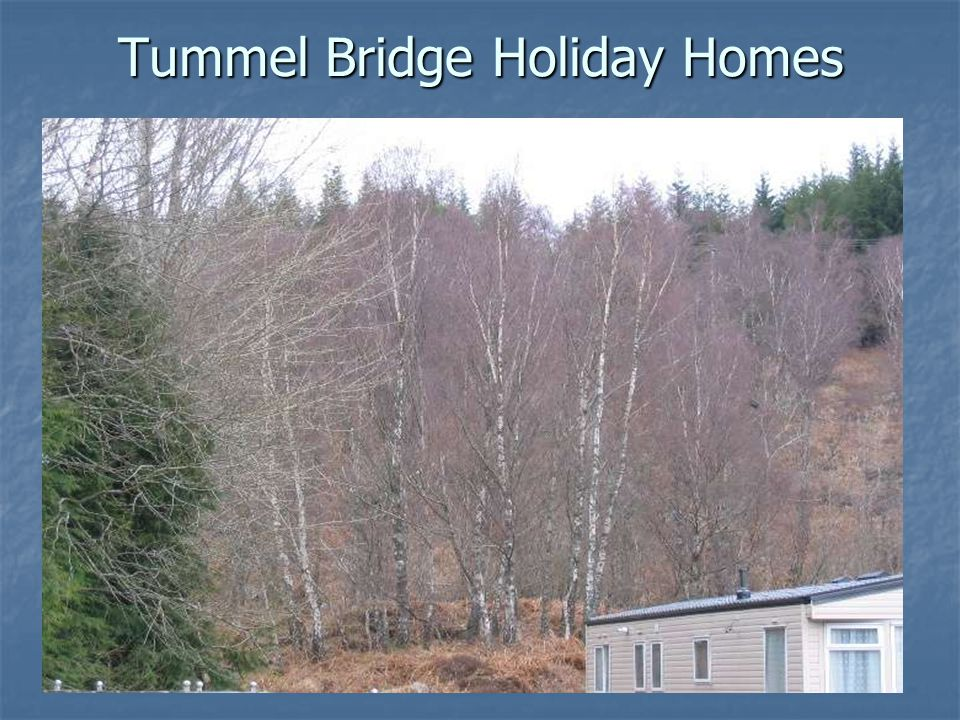 Tummel Bridge Holiday Homes