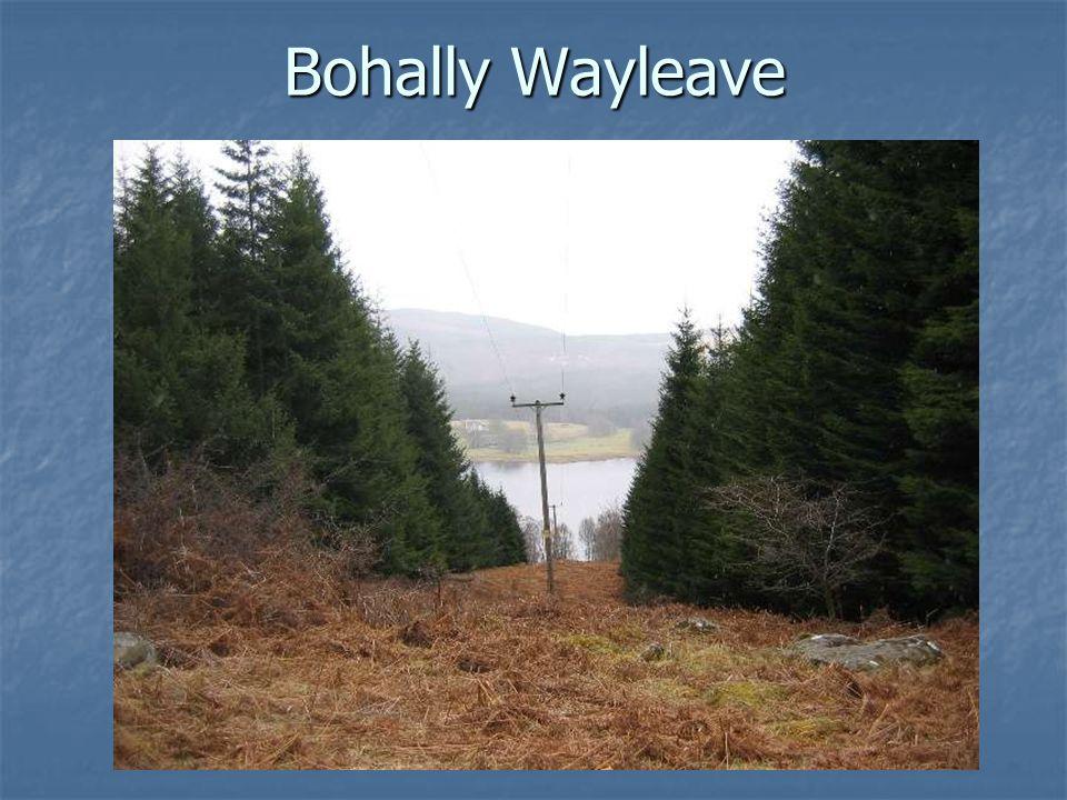Bohally Wayleave