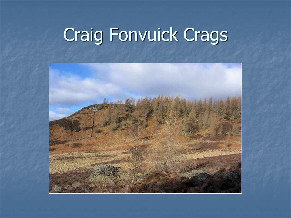 Craig Fonvuick Crags