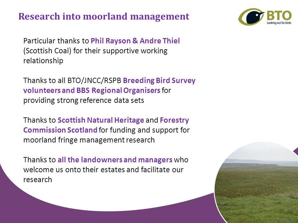 Scrub, woodland & forestry management