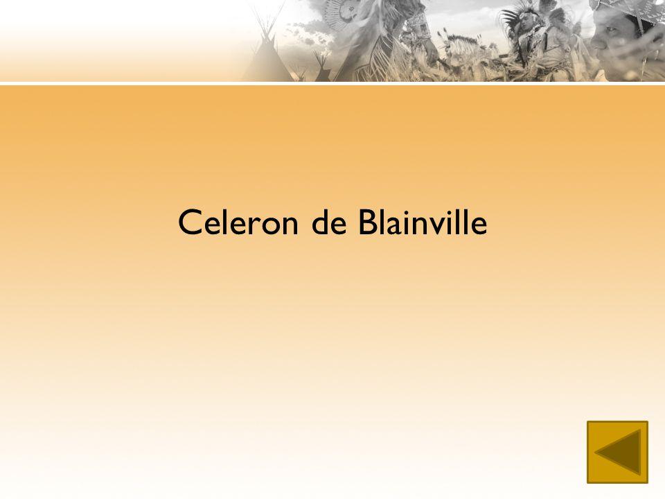 Celeron de Blainville