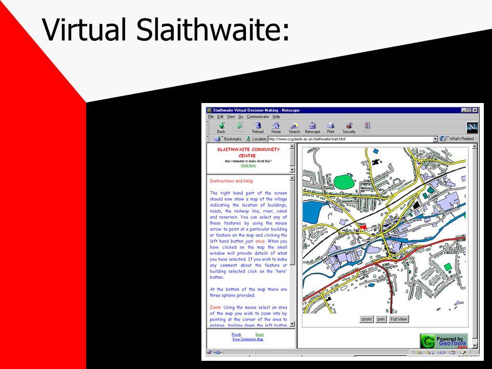 Virtual Slaithwaite: