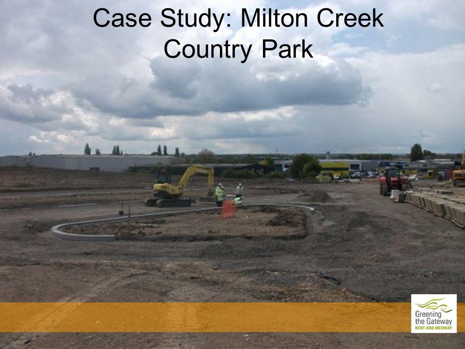 Case Study: Milton Creek Country Park
