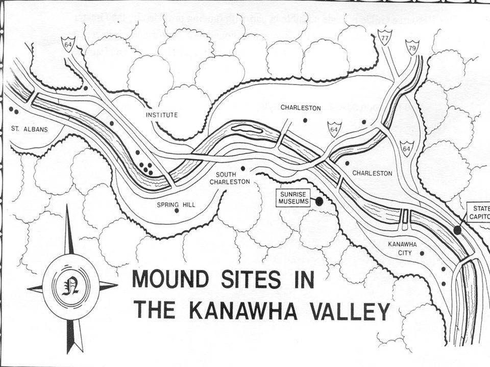 Ohio, Kanawha, Potomac River Valleys
