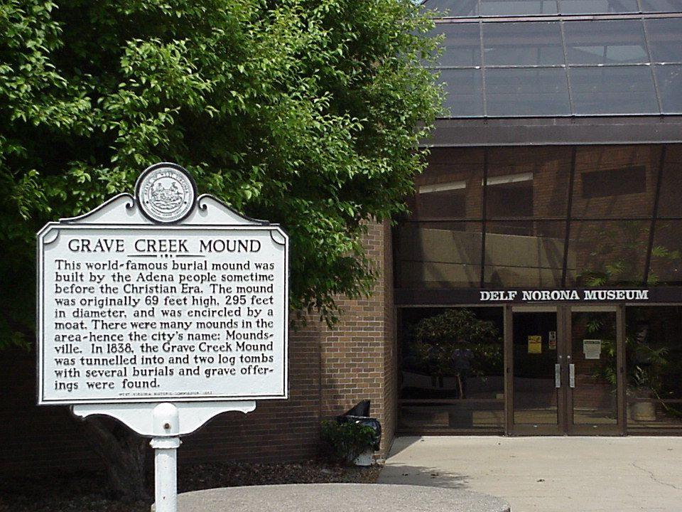 Grave Creek Mound, Moundsville, Marshall County