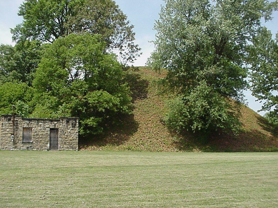 Grave Creek Mound – Marshall County