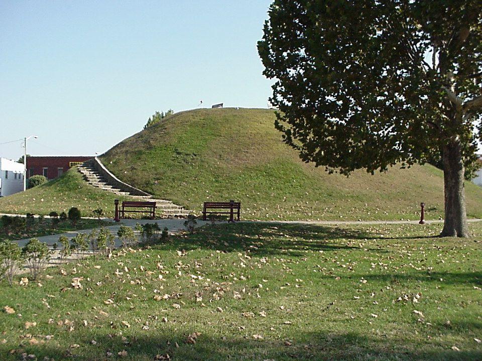 South Charleston Mound – Kanawha County
