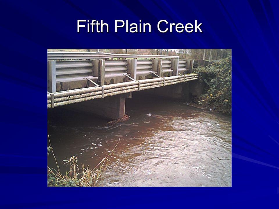 Fifth Plain Creek