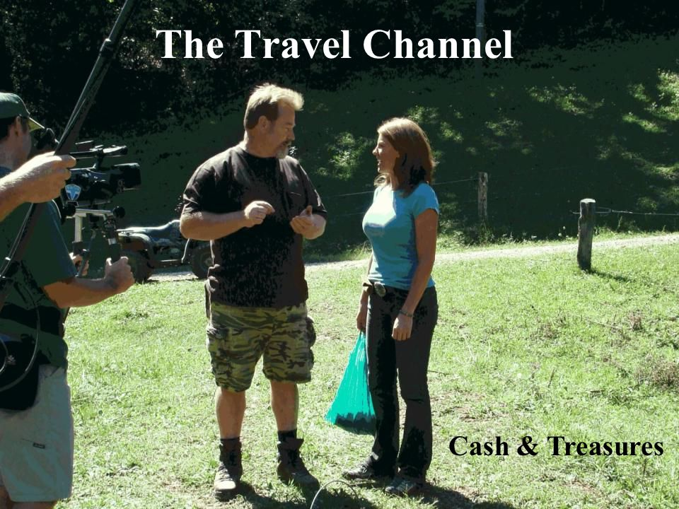 Cash & Treasures The Travel Channel