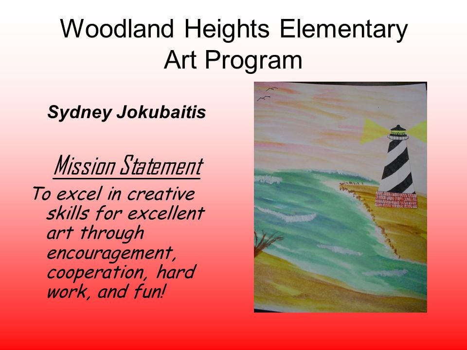 WOODLAND HEIGHTS ELEMENTARY PHYSICAL EDUCATION DEPARTMENT