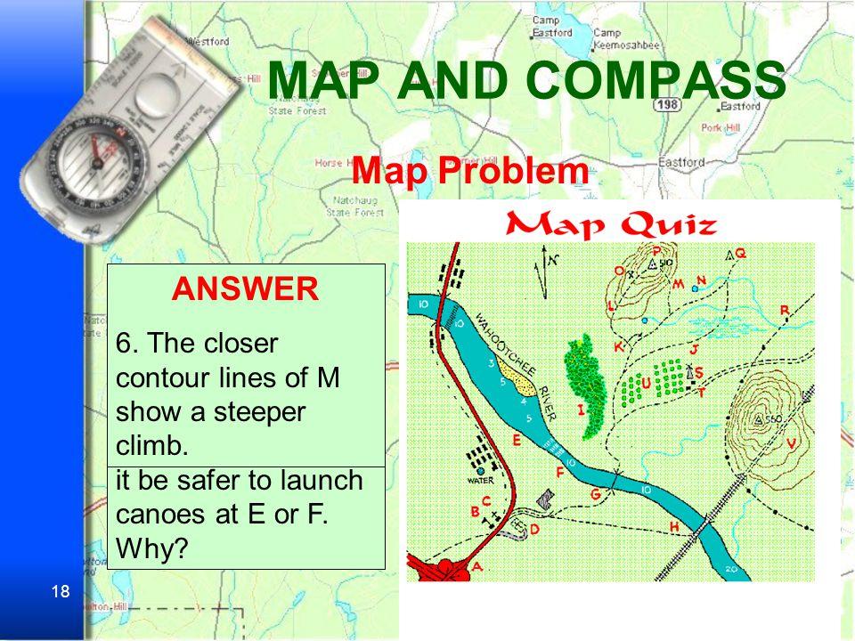 17 Map Symbols Quiz