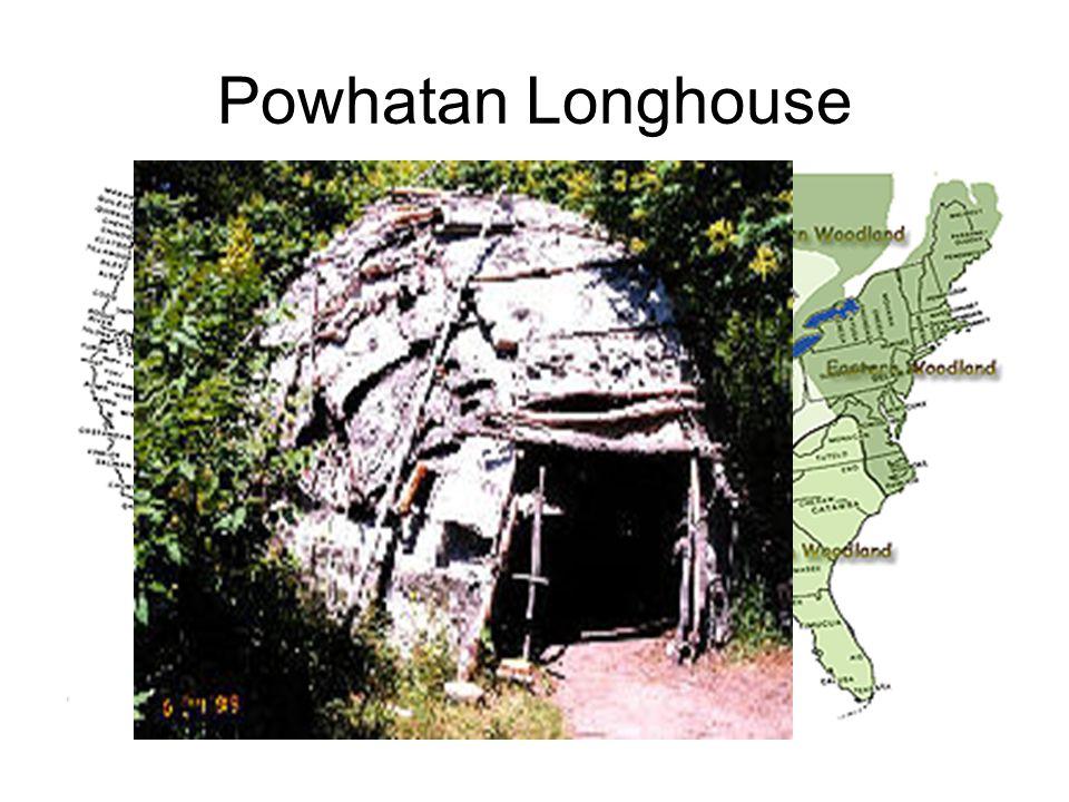 Powhatan Longhouse