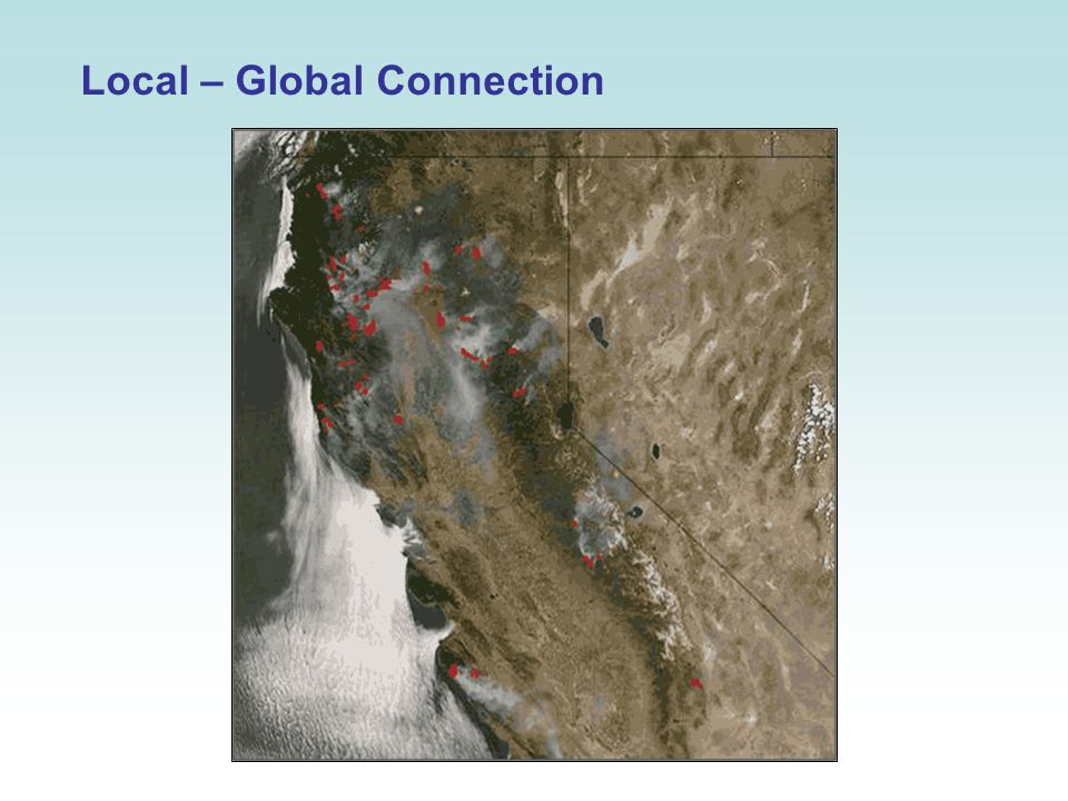 Local – Global Connection