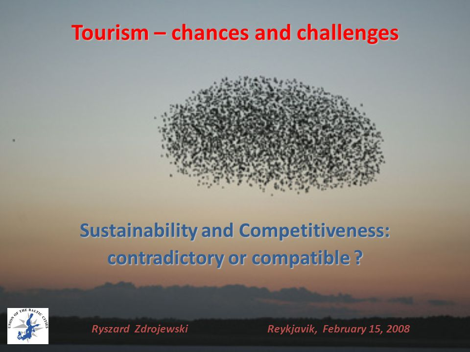 Tourism – chances and challenges Reykjavik, February 15, 2008 Structure of turist traffic in Poland:
