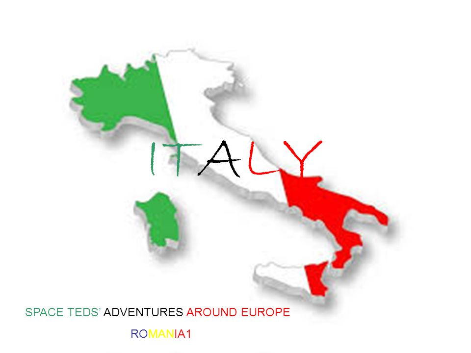 ITALY SPACE TEDS' ADVENTURES AROUND EUROPE ROMANIA1